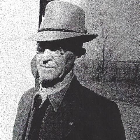 James Garfield Corning