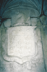 Tomb Coat of Arms