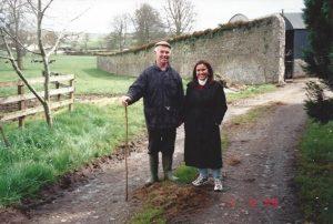 Mr. Maher & Dalyla Creaghe, 1998
