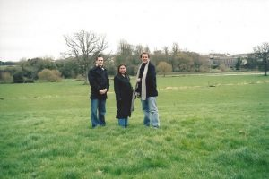 Creaghe House Site 2008