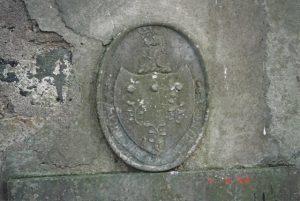 Burial Vault Crest 1998