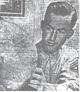 Bill Corning, ca1944