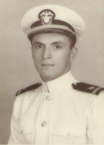 Larry Creaghe, ca.1942